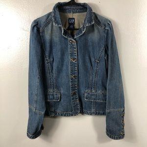 GAP Denim Jacket Women's Size Medium